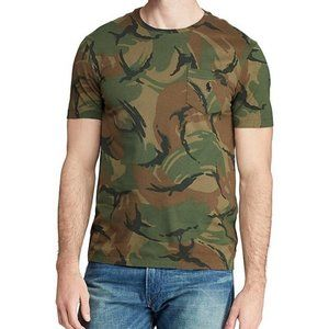 Polo Ralph Lauren Camo Short-Sleeve Pocket Tee Men